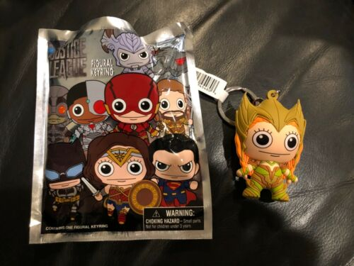 Mera-Chase-figuratives Keychain DC Comics Blind Bag Key Justice League New