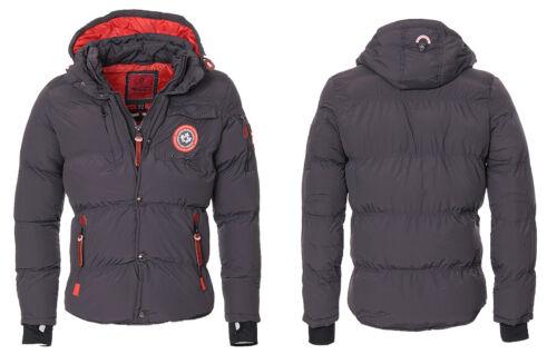 Canadia Peak Geographical Norway Men/'s Winter Jacket Parka Warm Lining Jacket