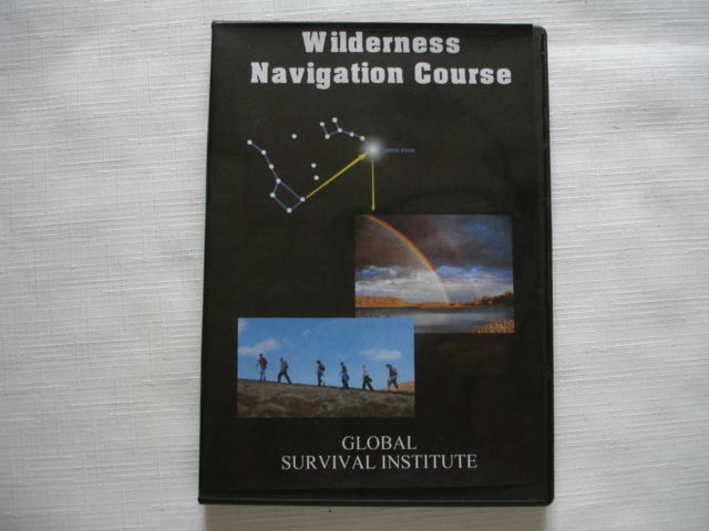 E2  NAVIGATION TRAINING INSTRUCTION How To Find Your Way -Wilderness Survival