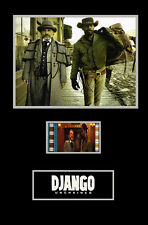Django Unchained  filmcell  Quentin Tarantino , Jamie Foxx, Christoph Waltz  (b)