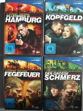 Schweiger Tatort Sammlung - Hamburg, Schmerz, Kopfgeld, Fegefeuer Helene Fischer