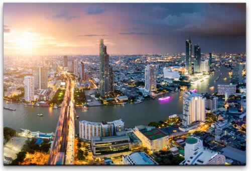 Bangkok Thailand Wandbild in verschiedenen Größen