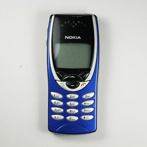 2000 Nokia 8290 Classic Cell Phone - Rare Collector - EXCELLENT  eBay