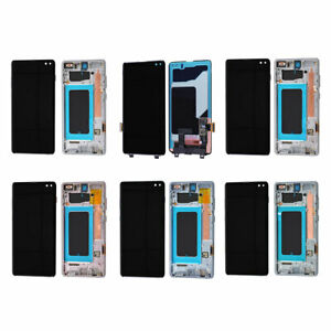 OLED Display LCD Touch Screen+Frame For Samsung Galaxy S10 5G Lite S10e S10 Plus