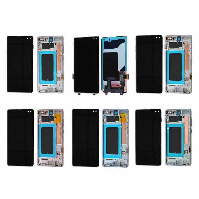 LCD Display Touch Screen For Samsung Galaxy S7 Edge S8 S9 S10 Plus S10e S10Lite
