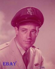 Guy Madison Vintage 8  X  10   TRANSPARENCY On The Threshold Of Space