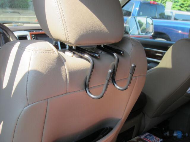 Sportsman's seat hook gun rack ford