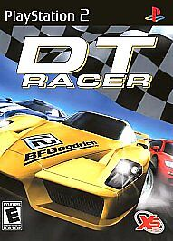DT-Racer-ps2-PlayStation-2-game-only-19J-kids-car-racing-game