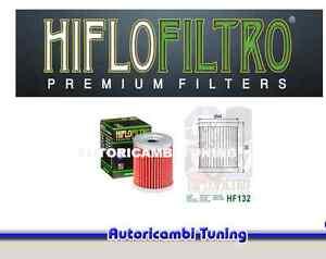 FILTRO-OLIO-HIFLO-HF132-MOTO-Suzuki-AN-Burgman-400-cc-anni-1999-2006