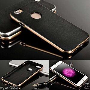 Pneu-metal-TPU-HYBRID-BUMPER-Etui-Coque-Housse-iPhone-SE-5S-6s-Cadeau-New-Luxe