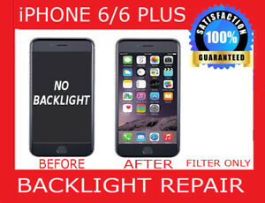 Details about iPhone 6 / 6 Plus Backlight Repair Service Turn Around Time  1-2 Business Days