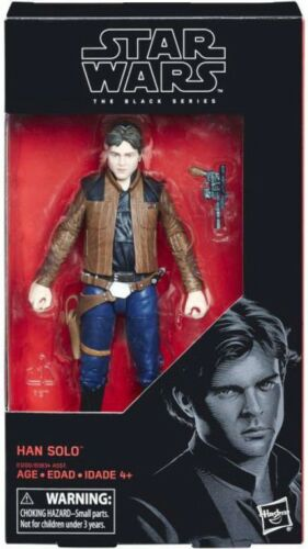 Solo A Star Wars Story Black Series Han Solo Action Figure Solo Movie