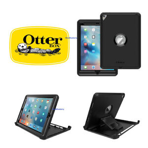 "OtterBox Defender Series Case for iPad Pro (9.7"" Version) ONLY Black, New 68888807456"