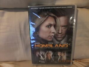 Homeland-The-Complete-Second-Season-DVD-2013-4-Disc-Set