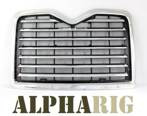 Mack Vision Pinnacle CX 02 03 04 05 06 07 08 09 Chrome Front Grille Grill G65W