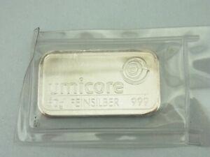 Silberbarren-50-Gramm-999-Silber-Umicore-M438