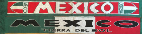 Mexico Mexiko Fanschal Schal Fussball Football scarf #032