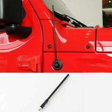 "for Jeep Wrangler Sport Rubicon Sahara JK  2007-17 Short Billet Antenna 6/"""