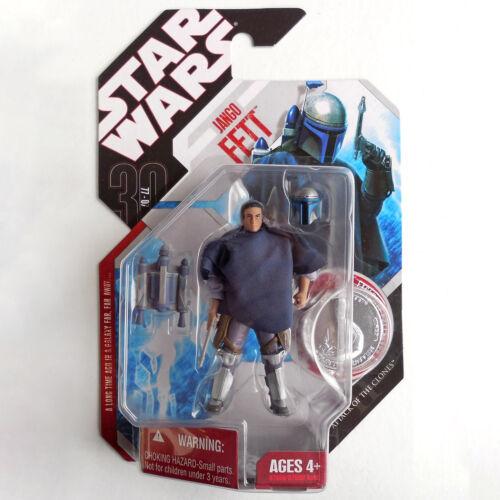 30th Anniversary//Saga Legends Action Figures Star Wars 2007-2008