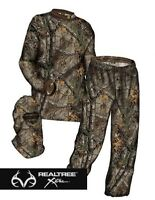 Hecs Stealthscreen Suit Realtree Xtra Camo Size Small