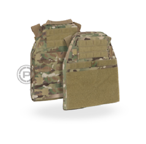 Crye Precision - AVS Swimmer Cut Plate Pouch   Platebag Set - Multicam - Small
