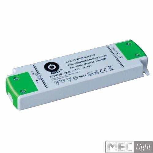 LED Trafo dimmbar mit Konstantspannung 12V//DC 4,16A 50W Mini Netzteil driver MM