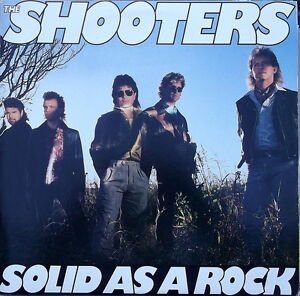 SHOOTERS SOLID AS A ROCK LPUS Epic 44326  inner 1989EX - Colne, United Kingdom - SHOOTERS SOLID AS A ROCK LPUS Epic 44326  inner 1989EX - Colne, United Kingdom