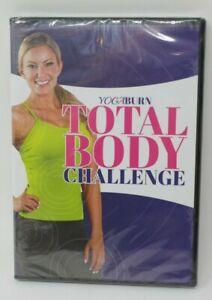 Yoga Burn Total Body Challenge Premium Pkg 4 Dvd Month 1 3 Final 4 Brand New Ebay