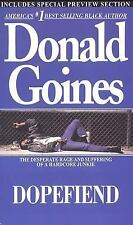 Dopefiend by Donald Goines (2007, Paperback)