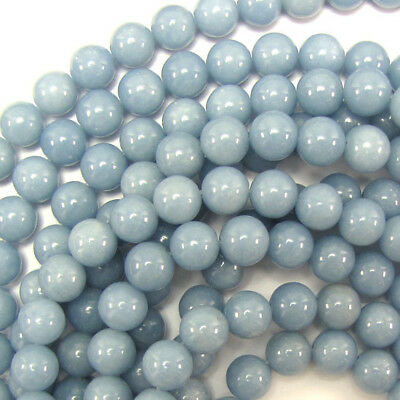 "10mm 6mm 16/"" Strand Blue Goldstone Round Beads  4mm 8mm"