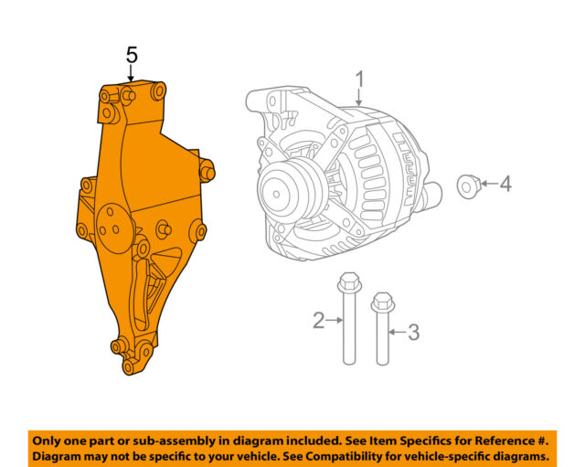 Terrific 12 Fiat 500 Pop Alternator Generator Mount Bracket 68081721Aa For Wiring Cloud Oideiuggs Outletorg