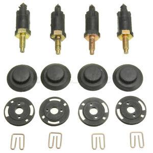 8Pcs-Clips-Agrafes-Vis-Cache-Fixation-Moteur-kit-pour-Peugeot-206-207-306-307