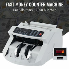 Money Counter Machine Bill Counter Cash Counter Uv Mg Amp Ir Counterfeit Detector