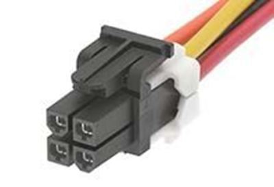 Molex Mini-Fit Jr 45135 Series Number Wire to Board Cable Assembly 2 Row 4 Way