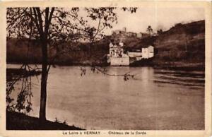 CPA-La-Loire-a-Vernay-Chateau-de-la-Corde-664084