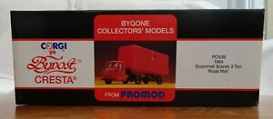 CORGI BYPOST CRESTA FROM PROMOD - 1964 Scammell Scarab 3 Ton Royal Mail POV29