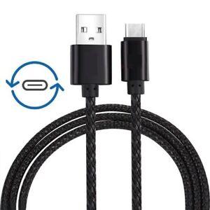 NUOVO-tipo-di-intrecciato-resistente-C-USB-C-sincronizzazione-dati-cavo-di-ricarica-caricabatterie
