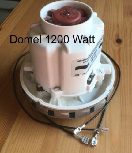 Aspiradora motor para mirka 915l mirca 915m original Domel 1200 vatios