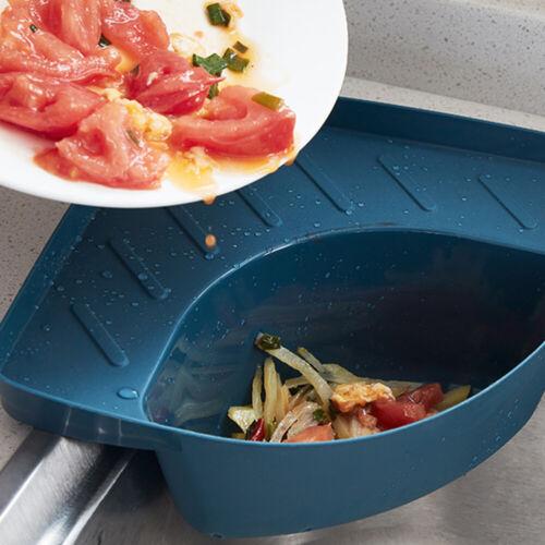 1pc Tripod Basket Dish Washing Holder Sink Drain Basket for Resturant Hotel