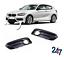 NEW-BMW-1-SERIES-F20-F21-LCI-FRONT-BUMPER-SPORT-FOG-LIGHT-GRILL-COVER-PAIR-SET thumbnail 1