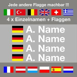 Top-pegatinas-4-x-bandera-bandera-nombre-10-mm-para-Kart-casco-motocicleta-bicicleta-etc