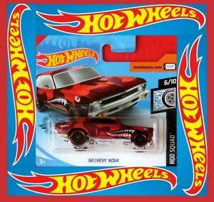 Hot-Wheels-2020-039-68-Chevy-Nova-73-250-neu-amp-ovp