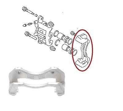 4404.E3 0477C-CWF Genuine Febest Support Front Brake Caliper MR307282