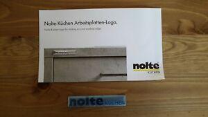 Details zu Nolte-Küchen Arbeitsplatten-Logo Neu