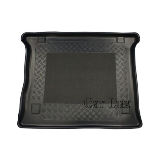 Tapis de coffre Alfombra cubeta Protector maletero FIAT DOBLO desde 2010