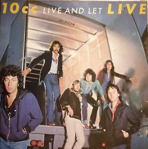 10cc-Live-and-Let-Live-1977-PHONOGRAM-VINILE-2lps-6641-741-Germany-OIS-FOC