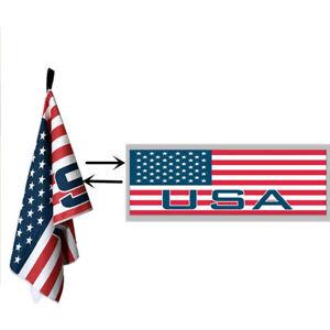 Microfiber-Golf-Towel-Club-Cart-14-034-42-034-Jacquard-Titleist-TaylorMade-New-US