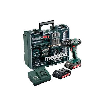 Metabo 18-Volt-Akku-Schlagbohrmaschine SB 18 Set Mobile Werkstatt - 602245880