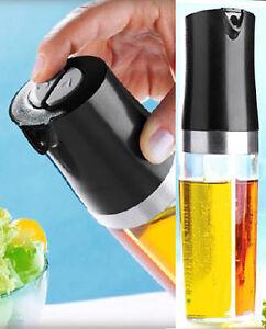Essig-und-Ol-Spender-mit-2-Kammernsystem-Essig-Ol-Dosierer-ideal-fuer-Salate-NEU
