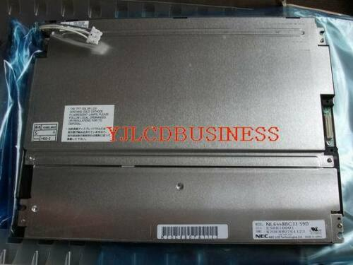 "10.4/"" NEC NL6448BC33-59 LCD SCREEN DISPLAY PANEL 60 days warranty"
